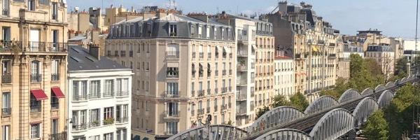 Exploring Paris.